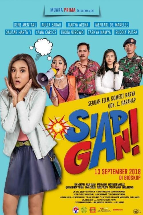 Siap Gan! (2018) WEB-DL Full Movies