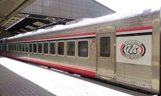 Egyptian Train قطارات مصر