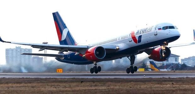 rusya charter uçak bileti