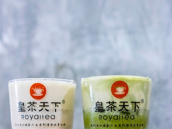 Royaltea 皇茶天下 @ Icon City, Bukit Mertajam, Penang