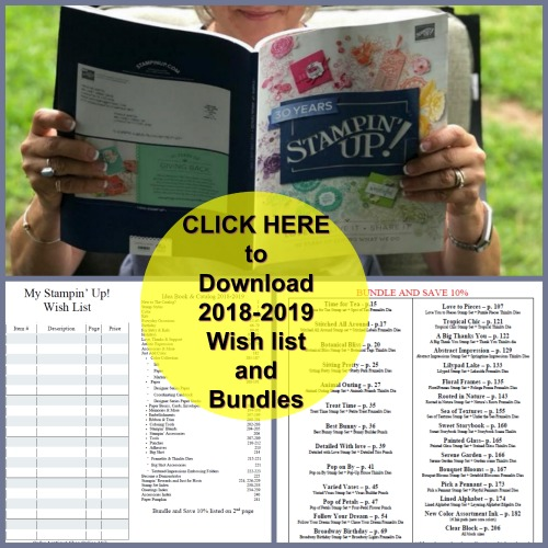 Wish List and Bundle List