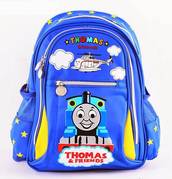 Gambar tas ransel thomas and friend download untuk anak