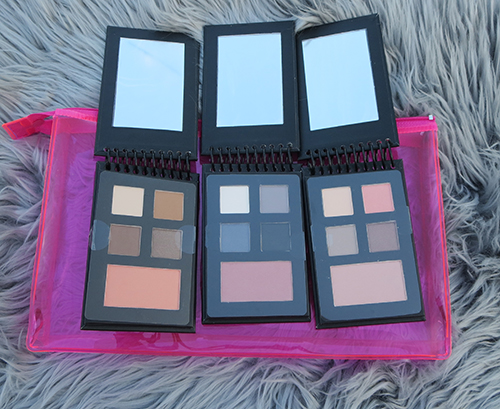 Looking Your Best with QUO Back to School Collection, Quo My Makeup Notebook Pallets ~ #Review #Giveaway