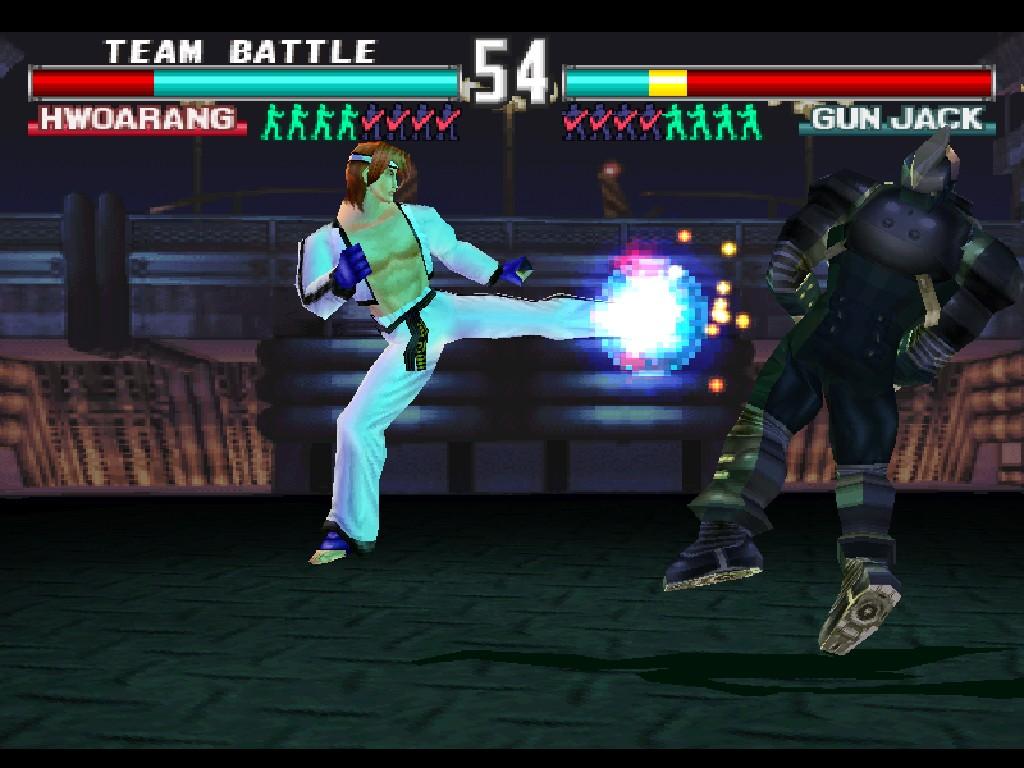 Tekken 3 Yoshimitsu Bewegt Liste Pc-software