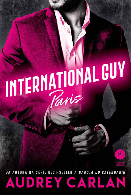 International Guy Paris - Audrey Carlan