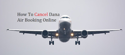 cancel danaair booking online