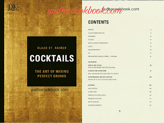 Cocktaila cook book, mixed drinks ebook , COCKTAILS - THE ART OF PERFECT MIXING DRINKS
