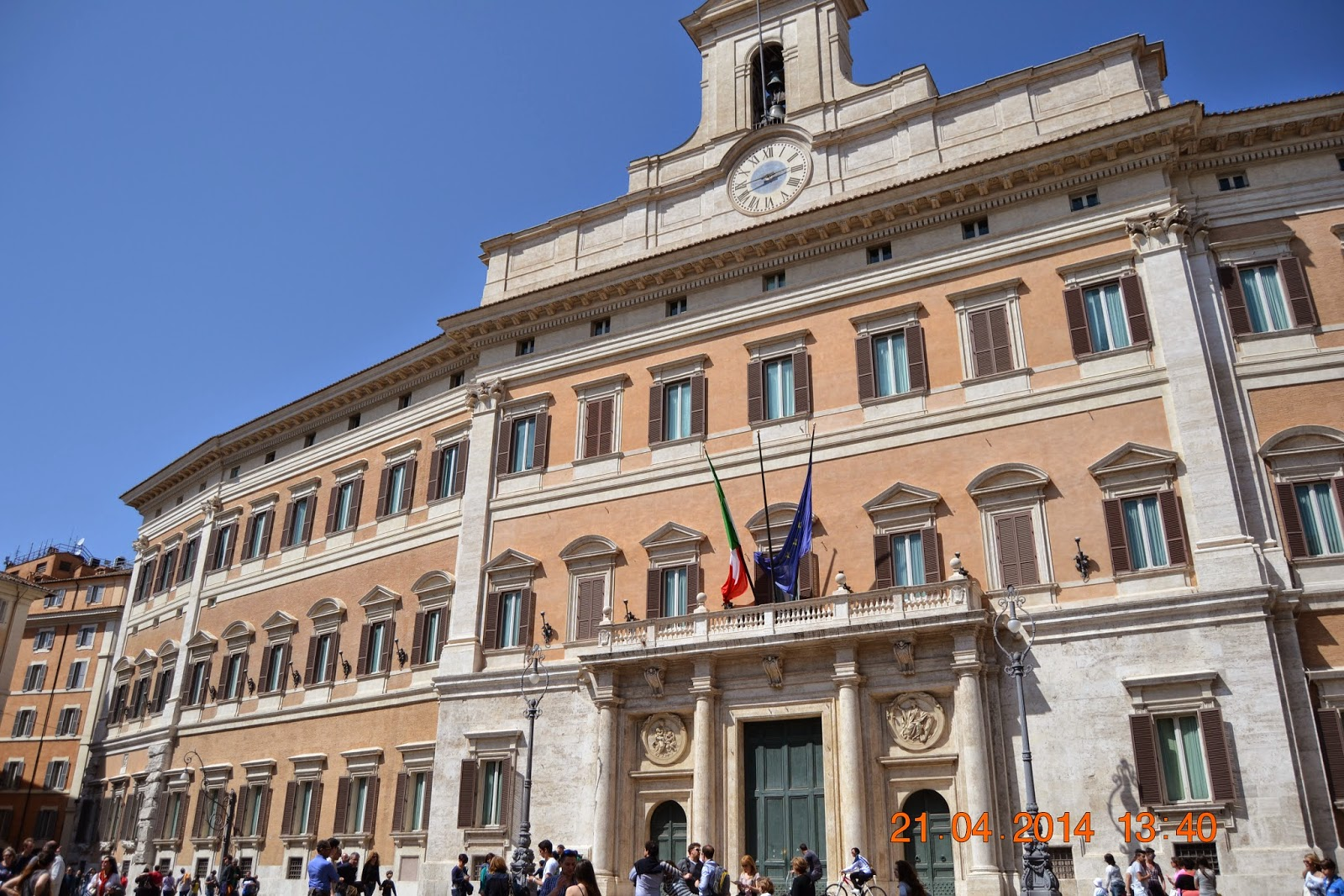 Parliament of Italy, Rome
