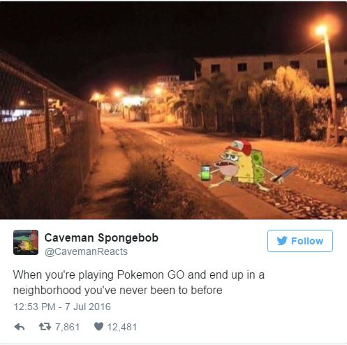 19 Funniest Reactions To Pokémon Go 17