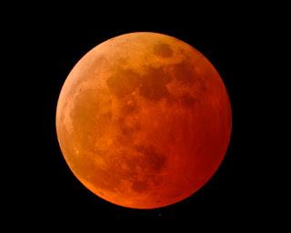Eclipse Tonight – No Visibility in NE Ohio