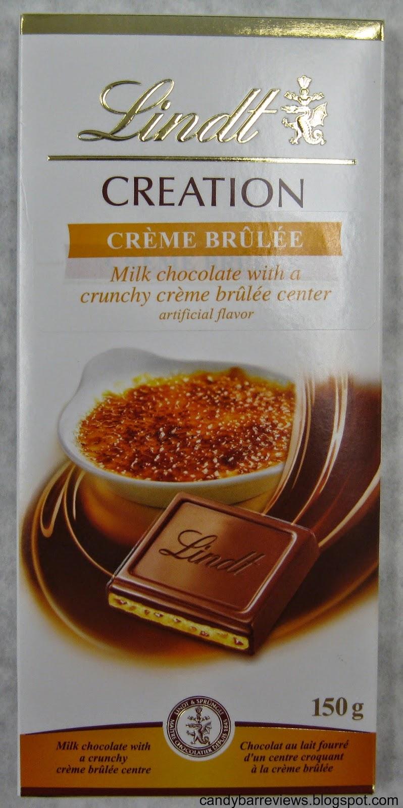 Lindt Creme Brulee