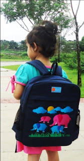 tas ransel anak, tas sekolah anak