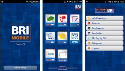 Cara Transfer Uang Lewat Hp Bank BRI Ke BRI Via Internet Banking