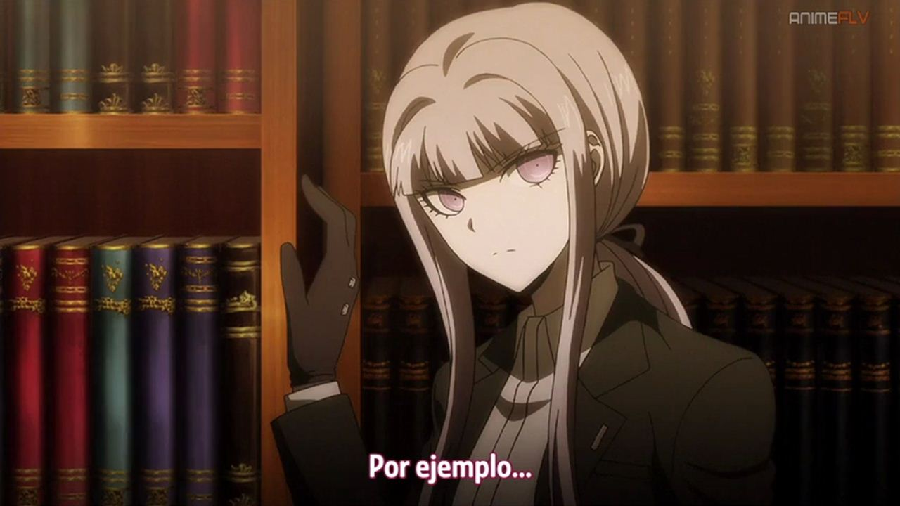 Danganronpa 3 The End of Kibougamine Gakuen Mirai hen cap 8 sub español