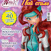New Winx Club magazine issue in Russia!