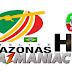 Satélite Amazonas 61W banda KU abrindo Canais HDS em Algumas Marcas