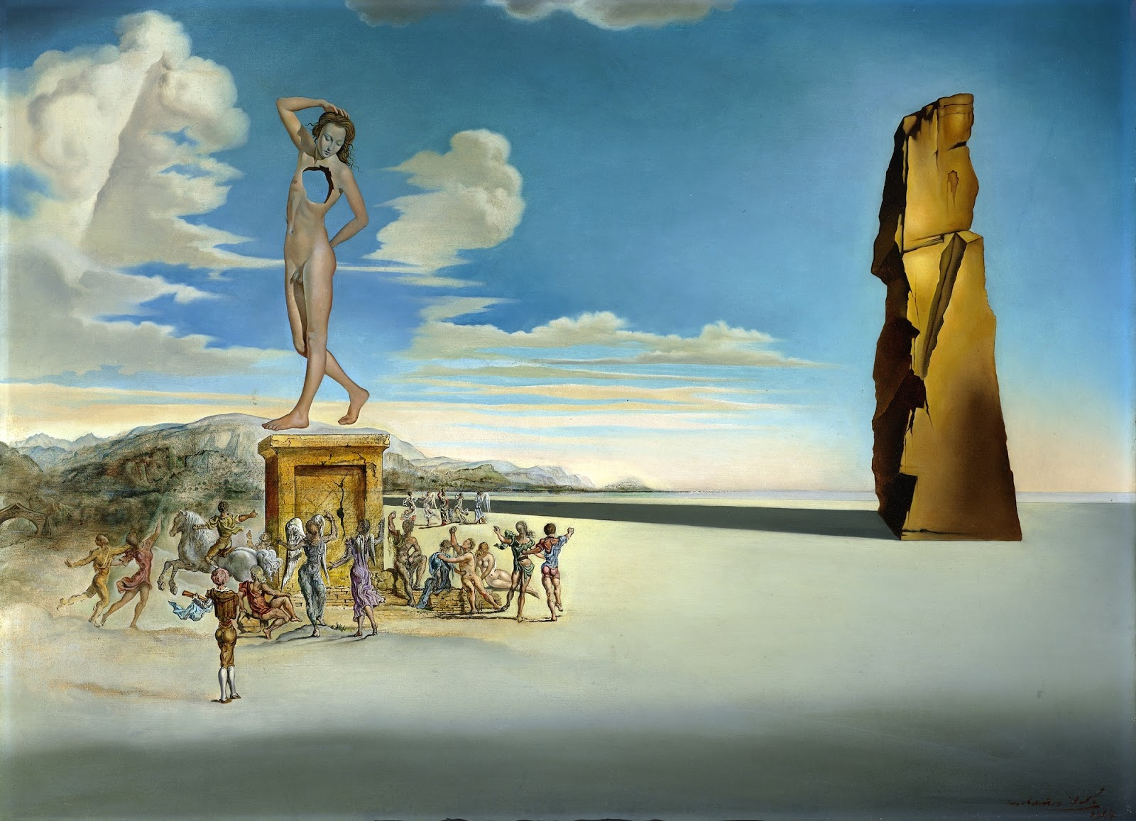 salvador dali s surrealist paintings a surprising catalyst for