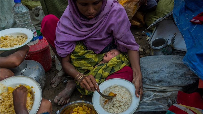 UN: Myanmar to allow food aid into Rakhine