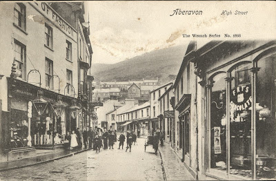 High Street, Aberavon, late 19th Century