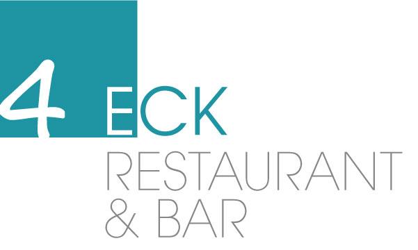 4Eck, Restaurant, Garmisch-Partenkirchen, Bar, Logo, Viereck, for you, Nachhaltigkeit, echt coole Küche, Uschi Glas, Kerstin Schumann, Küchenchef Sven Karge