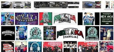 Lagu NDX A.K.A - Rindu Serindu Rindunya