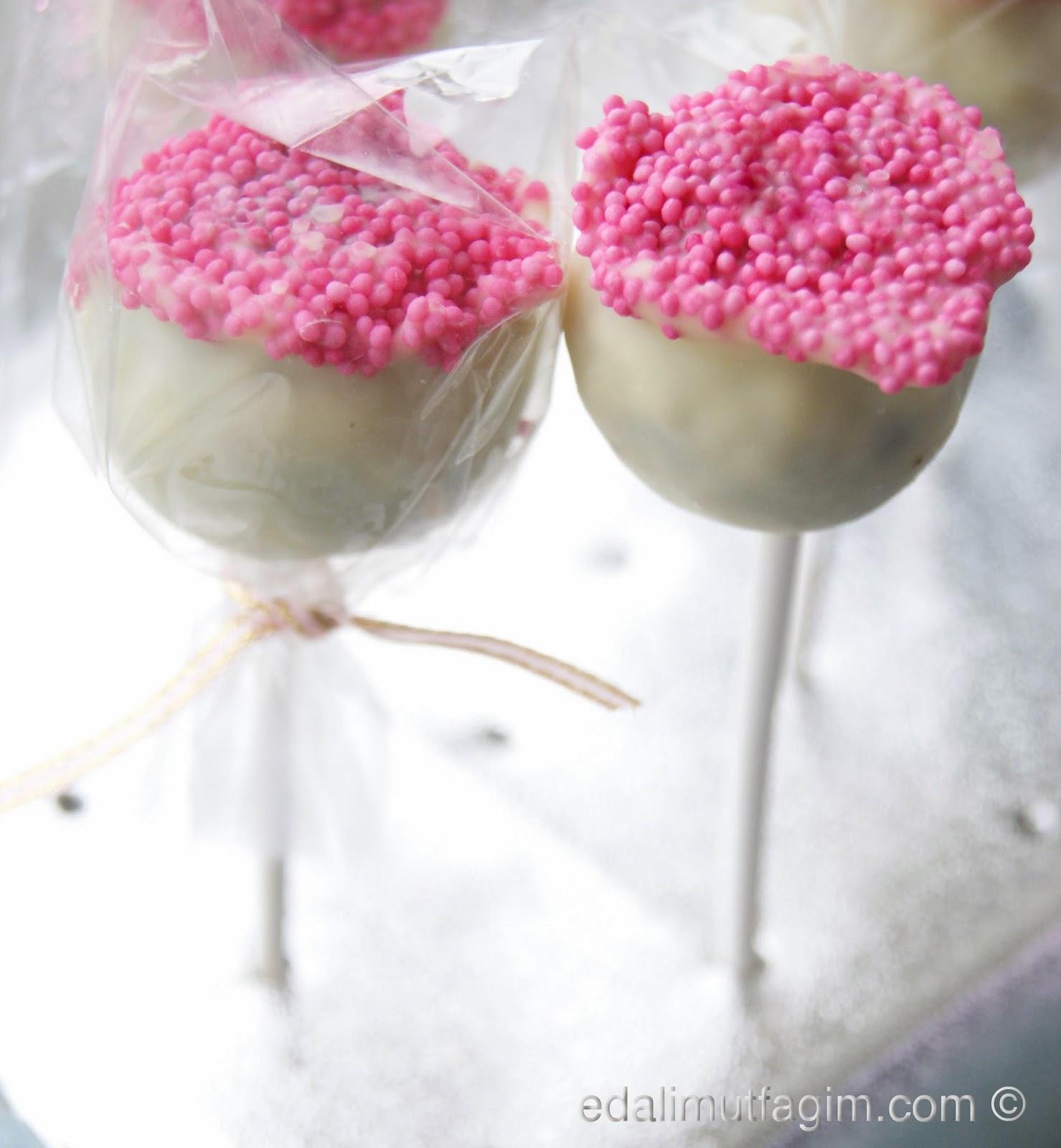 Lolipop Şeker Nasıl Yapılır Resimli Tarif