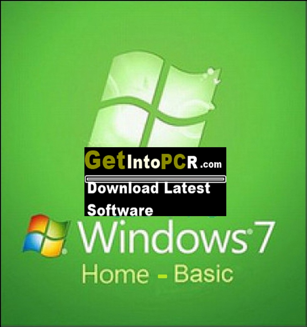 Windows 7 Home Basic Free Download ISO Full Version [32-64] Bit