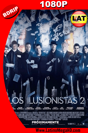 Los Ilusionistas 2 (2016) Latino HD BDRIP 1080P ()