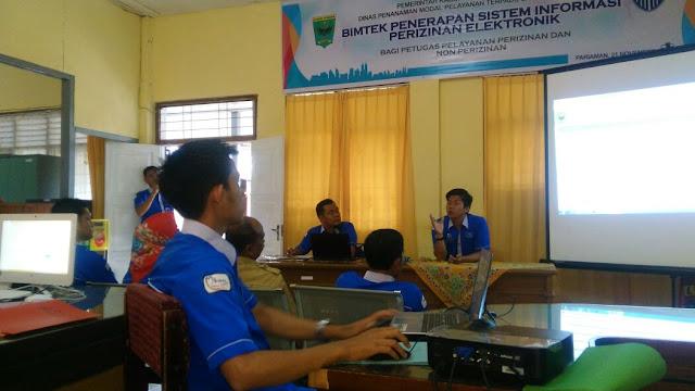 DPMPTP Padangpariaman Percanggih Aplikasi Perizinan Online