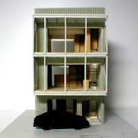 狭小都市型二世帯住宅の収納計画をとおして