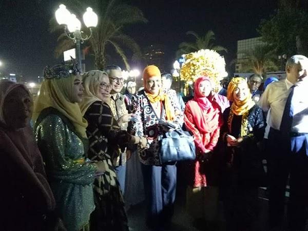 Harmonisasi Hubungan Diplomatik, KBRI Kairo Adakan Hari Mesir-Indonesia