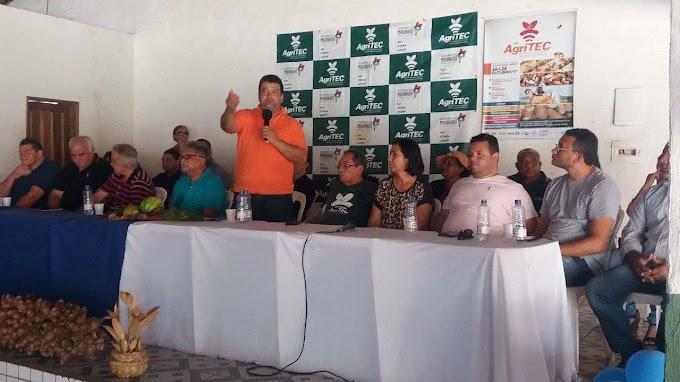 Sebrae participa de lançamento da Agritec em Itapecuru-Mirim