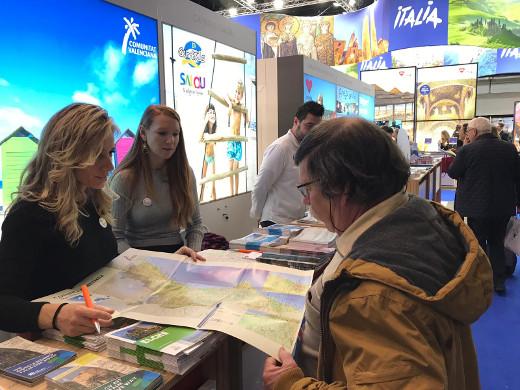 Turisme promociona la oferta turística de la Comunitat Valenciana en la feria del sector más importante de Bélgica