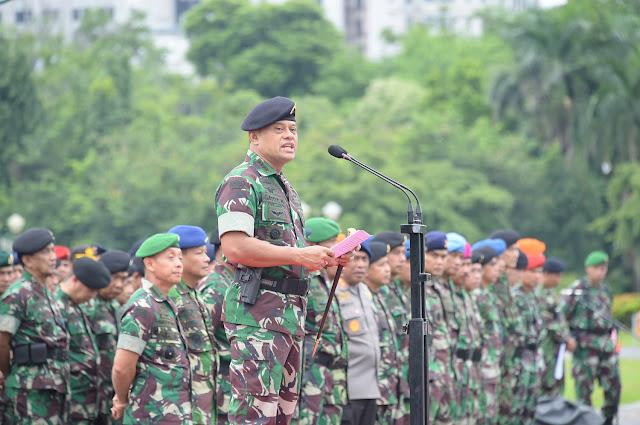 Panglima TNI : Pengamanan KTT OKI adalah Tugas Kehormatan Sekaligus Kepercayaan