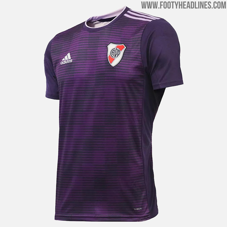 River Plate 18-19 Home   Away Kits Released - Footy Headlines 2d2038f14