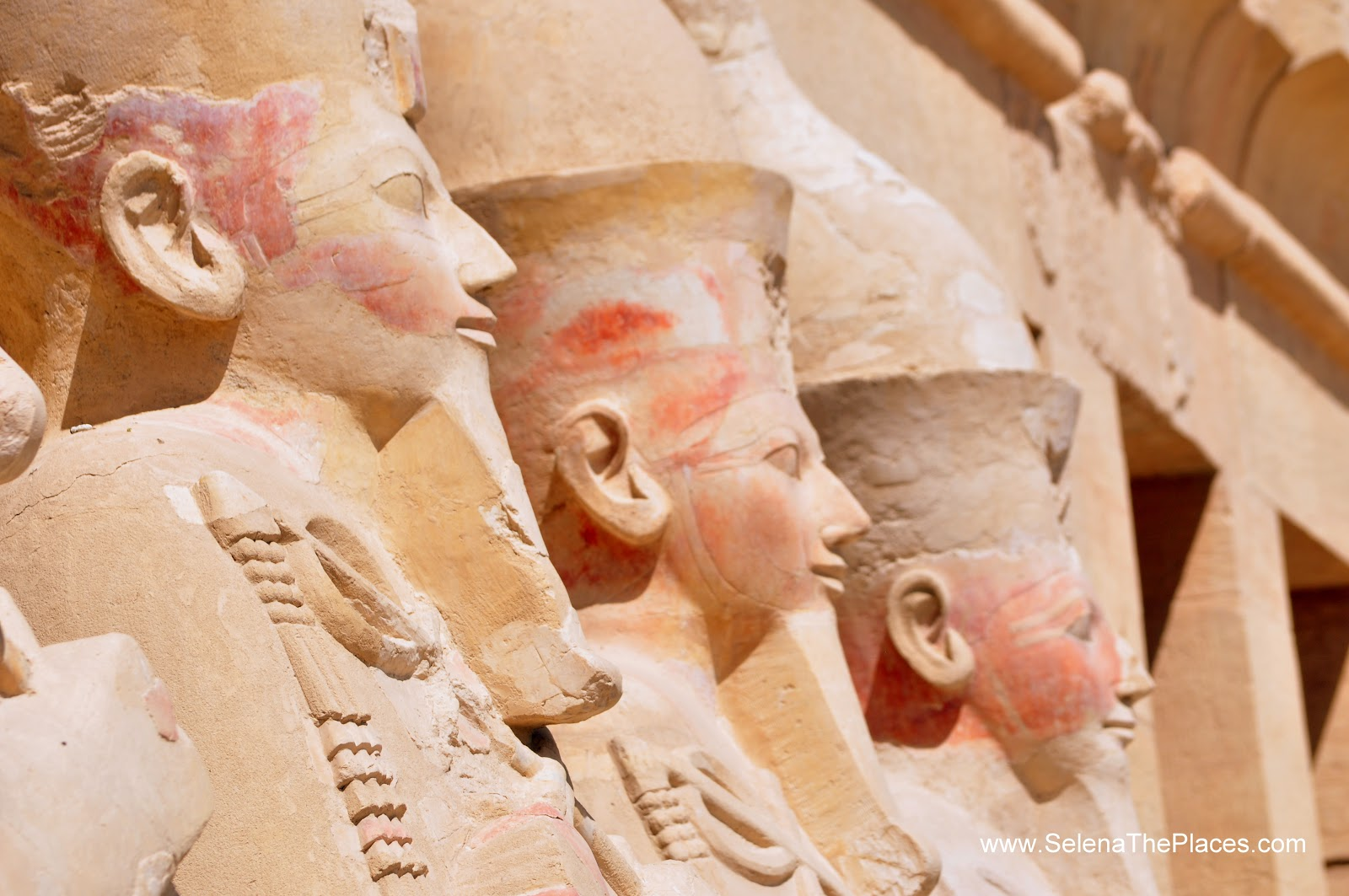 Handling Vendors Touts in Egypt