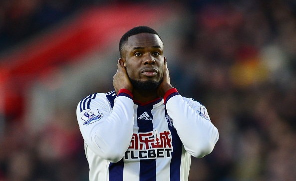 Sunderland sign Victor Anichebe