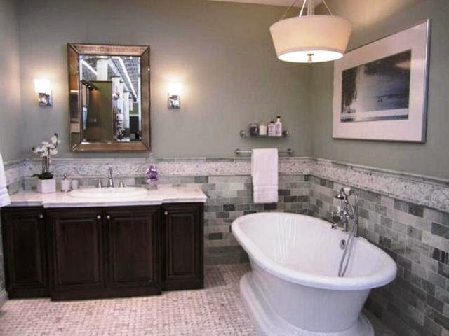 wall paint colors for bathroom 24006