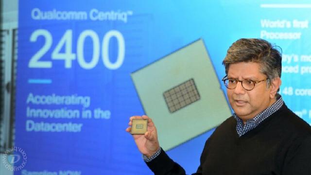 Qualcomm cria processador de 48 núcleos