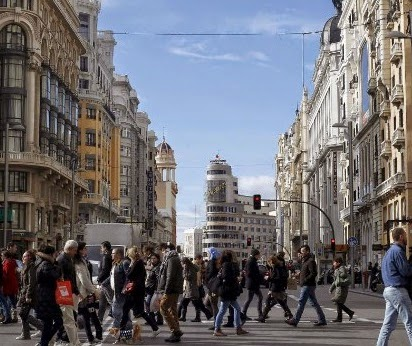 Top 5 Reasons to visit the Madrid ths summer