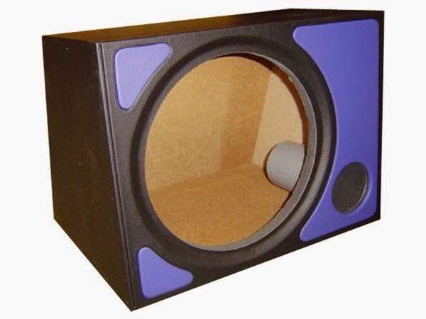 box speaker jadi
