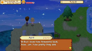 All Harvest Moon: Seeds of Memories's Festival