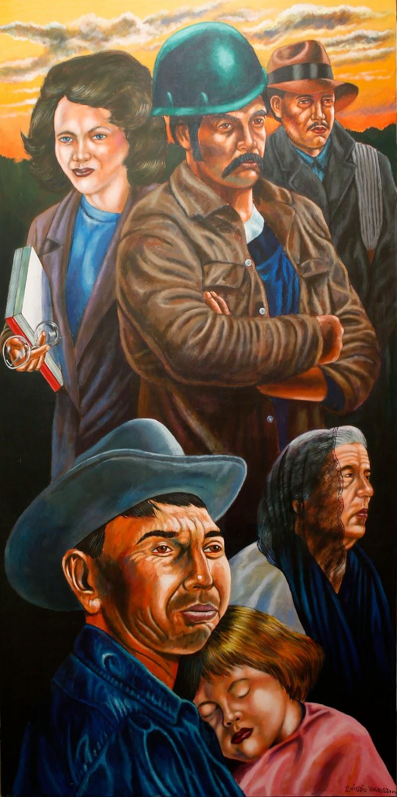 The Artwork of Emigdio Vasquez at Bowers Museum