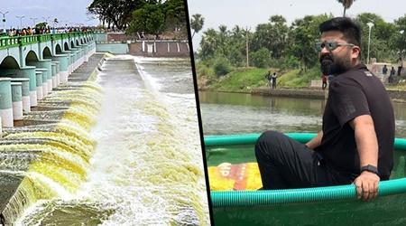 STR & Piyush Manush for Cauvery | Unite for Humanity | Simbu