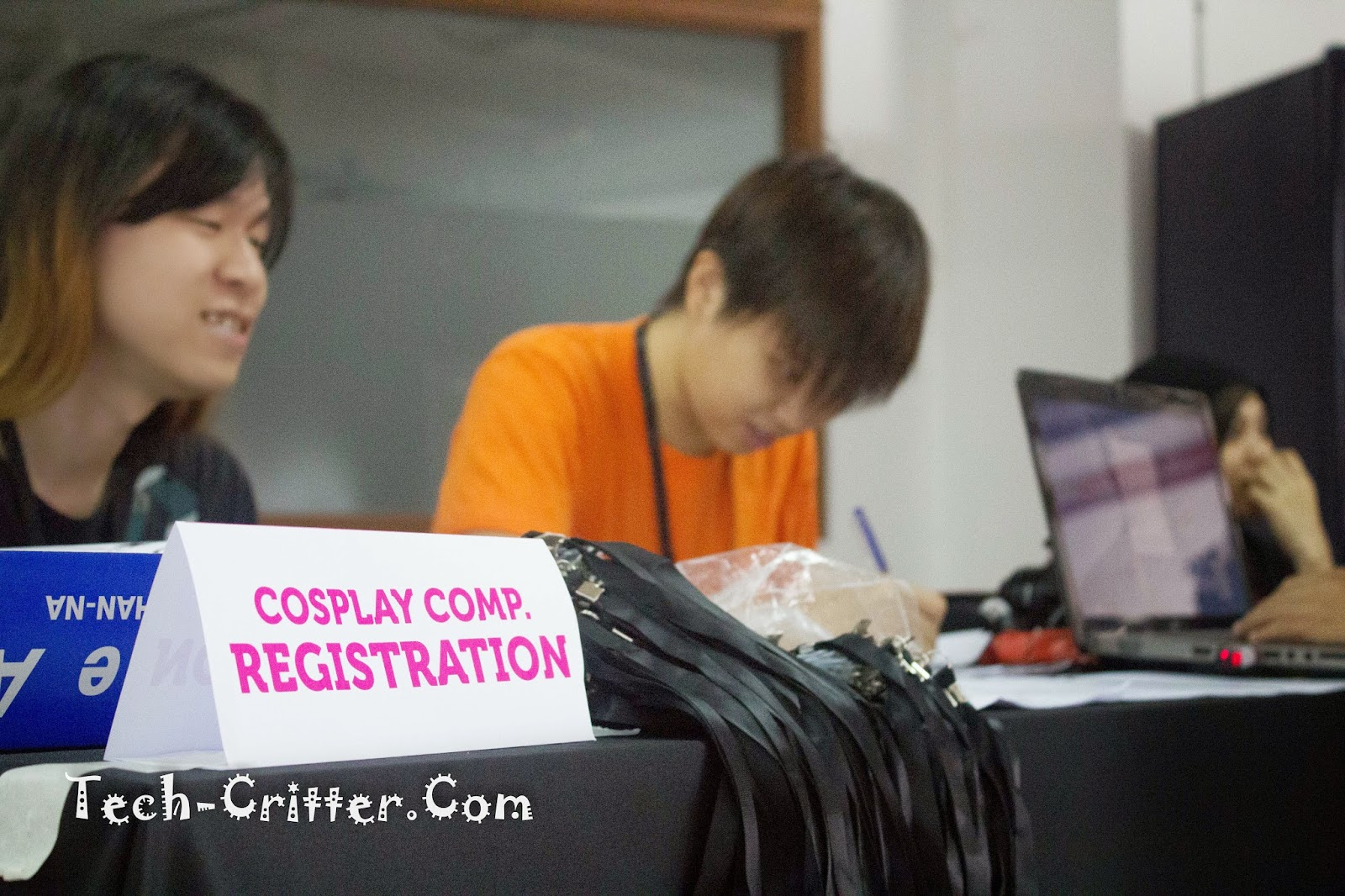 Coverage of PLAY! Convention @ KDU College 158