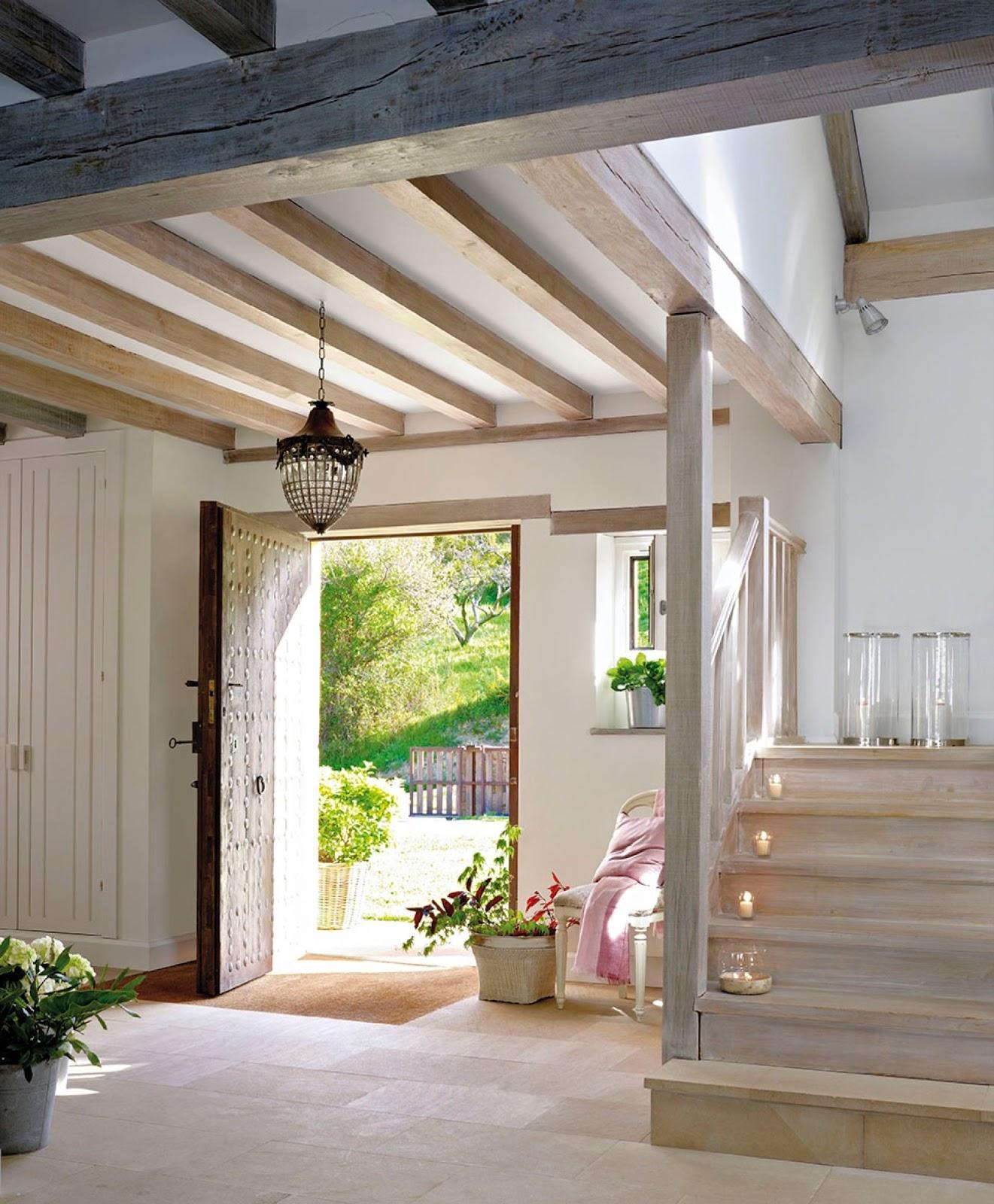 El rebedor welcome home estil de vida decoraci - Ideas decoracion rustica ...