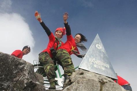 Kinh nghiệm phượt chinh phục nóc nhà đông dương Phan Xi Păng
