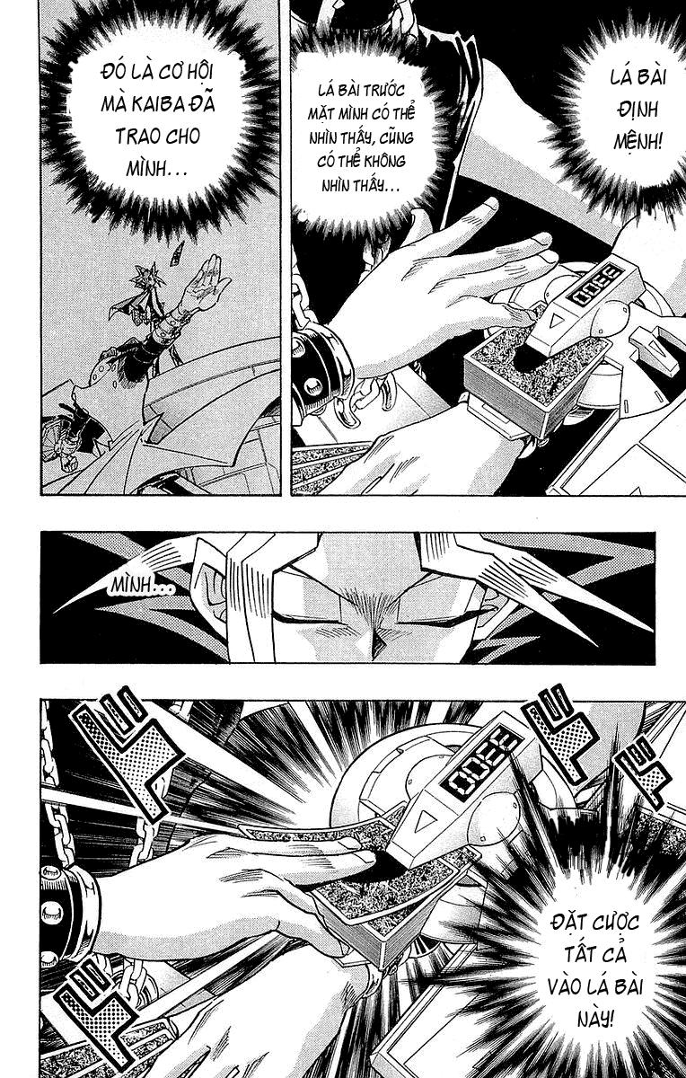 YUGI-OH! chap 269 - cứu tinh trang 8