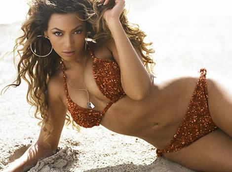 300e3f1c1 A popstar norte-americana Beyoncé Knowles realizou seu sonho no domingo