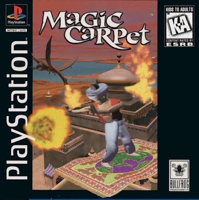 descargar magic carpet psx mega